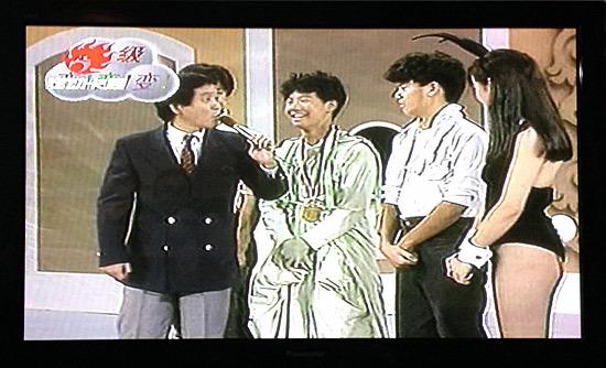 大賞 欽 ちゃん 仮装